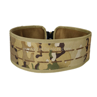 New Style Airsoft Adjustable Tactical Belt Men Padded Molle Waist Belt Combat Army Battle Hunting Belt