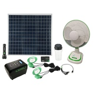 High Quality Portable Solar Energy Home System Lighting Kits