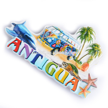 Antigua Souvenir Magnets Cities Furniture Decoration <strong>Gift</strong> <strong>Fridge</strong> Magnet