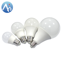 Wholesale E27 B22 3W 5W 7W 9W 12W 15W 18W led bulb