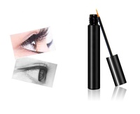Natural Private Label Lash Growth Serum Organic Eyelash Growth Longer Serum