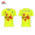 Sports Gaming Shirt Sublimation American Fashion Style Soccer Jersey With Names and Numbers