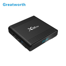 X96 Air TV Box Android 9.0 amlogic s905x3 2Gb 16Gb 8K Display Set Top Box X96Air