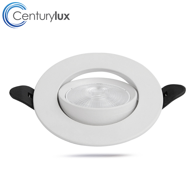 New product 3w 5w <strong>10w</strong> 15w 20w adjustable 85Ra round <strong>led</strong> cob <strong>downlight</strong> slim <strong>led</strong> <strong>downlight</strong> for hotel/shopping mall
