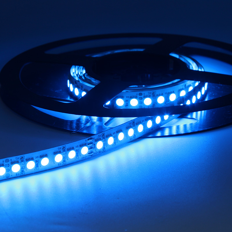 LED Strips 12m 5050/120 - <strong>RGB</strong> with IP68 Waterproof