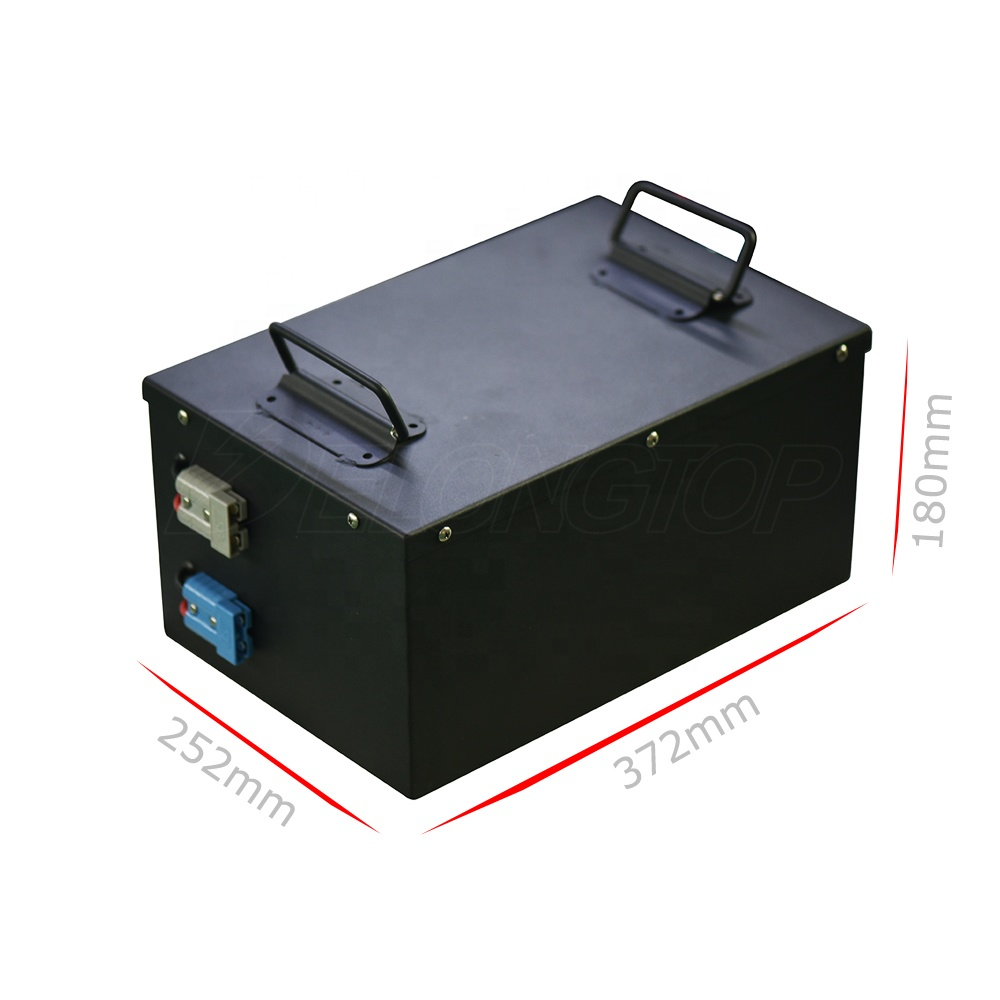 48v 50ah lifepo4 battery pack for golf cart