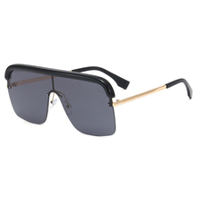 Custom shades funny party branded one piece <strong>sunglasses</strong> for men