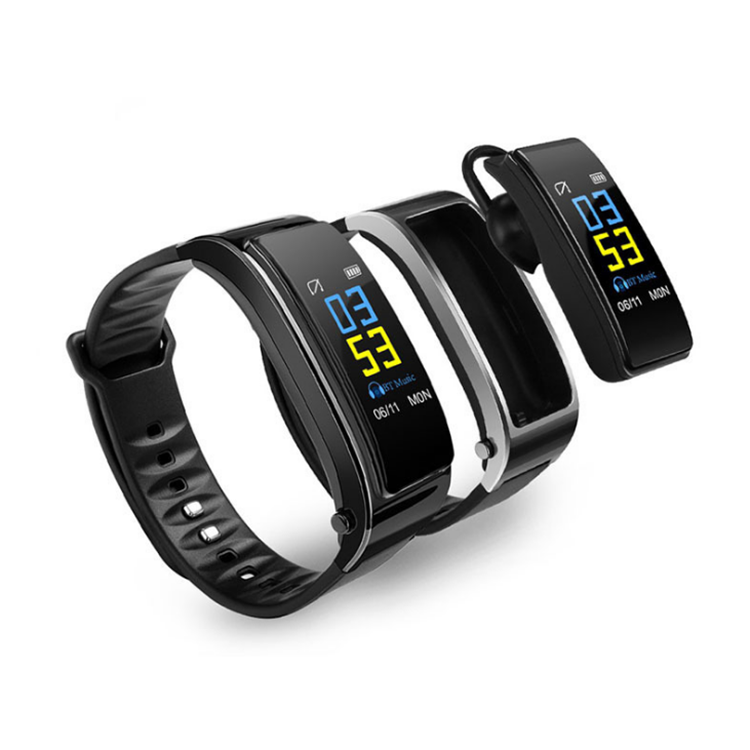 <strong>Y3</strong> plus smart bracelet bluetooth headphone wireless with heart rate monitor