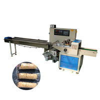 Automatic horizontal candy packing machine pillow wrapping machine