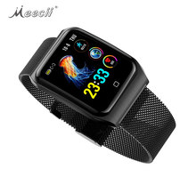 High Quality Electronic Bracelet Waterproof Heart Rate Blood Pressure Step Sleep Test Meter <strong>Smart</strong> Bracelet <strong>Watch</strong>