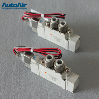 Autoair Pneumatic High Quality SY5000 series solenoid valve SY5120 Valve