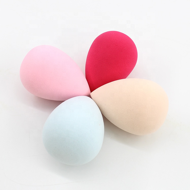 Wholesale Makeup Sponge Private Label Waterdrop Shape Beauty Egg, Cosmetic Blender Puff