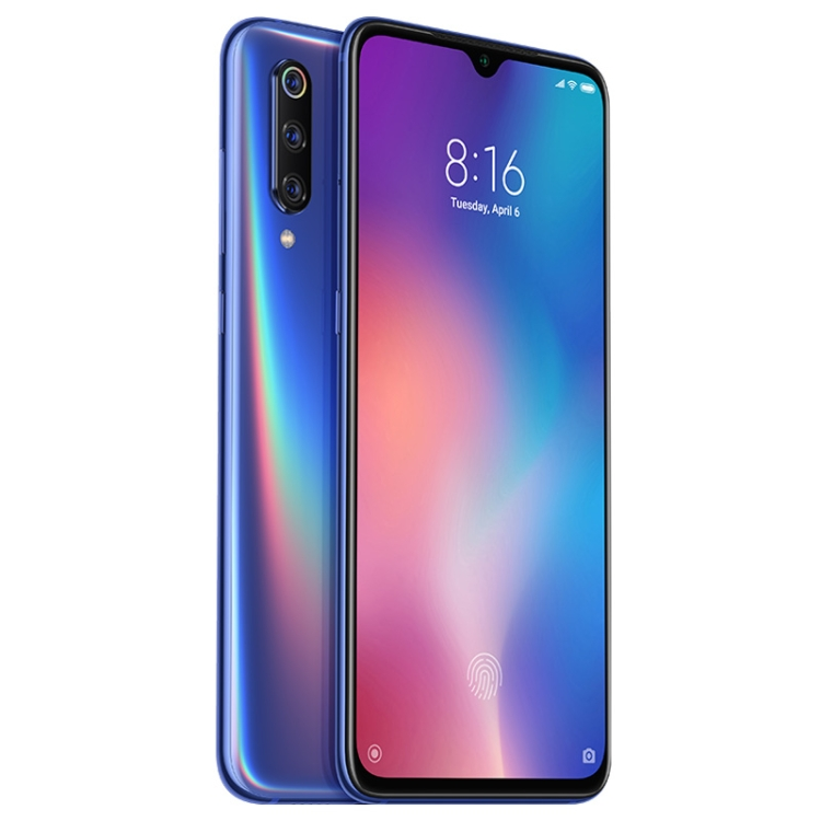 2019 Best Selling Xiaomi Mi 9, 6GB+64GB, 6.39 inch Global Official Version <strong>Mobile</strong> phone