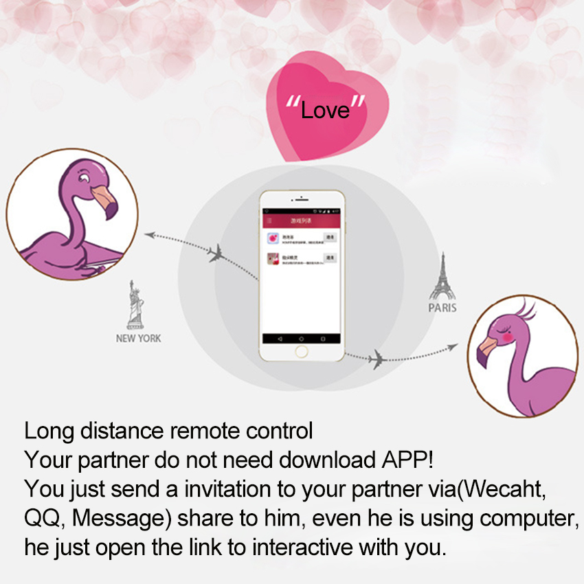Massager Vibrating egg Magic motion G-spot Vibrator clitoral stimulation wireless Remote APP Controlled smart phone egg