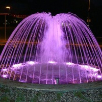 Domestic exterior country downtown courtyard dancing water musical electric fountains equipment for pools and gardens