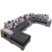 ProCARE <strong>Furniture</strong> Factory Provided Living Room Sofas/Fabric Sofa Bed Royal Sofa
