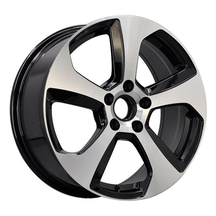 Iv-601 OEM Car Wheels <strong>Alloys</strong> 5/100 5/112 Black 16&quot; 17&quot; 18&quot; Inch Forged Rims For Golf GTF Bora Jetta Sagitar