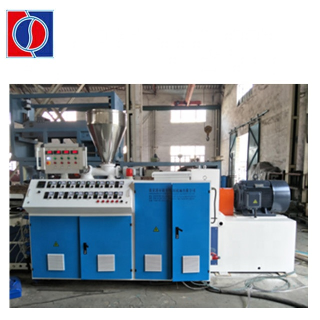 HDPE, PP, <strong>PE</strong>, PVC Pipe Line extruder machine for sale