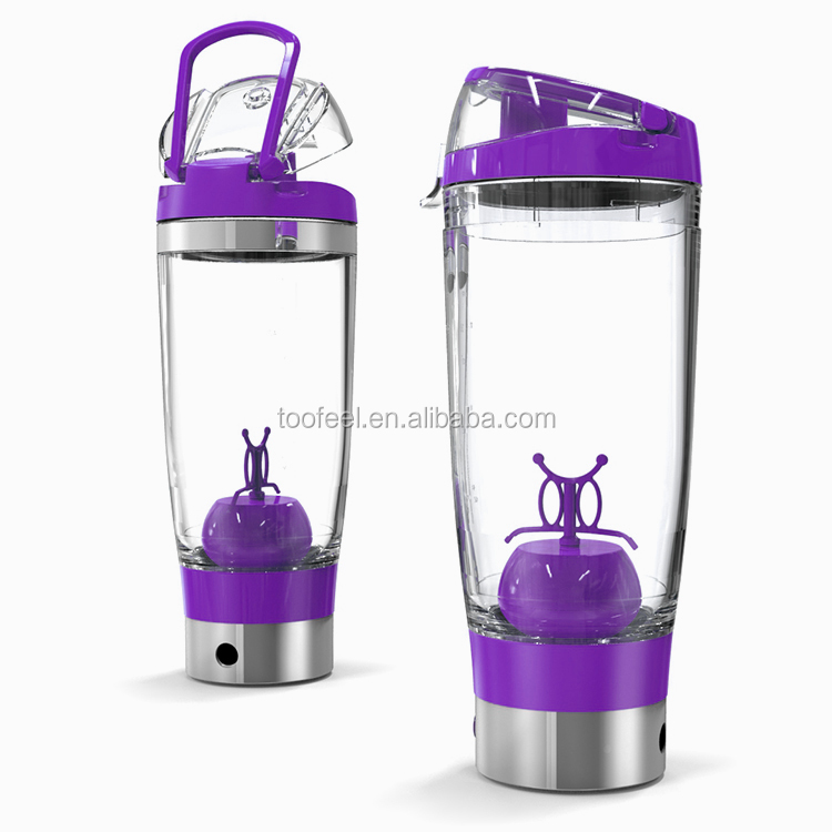 Custom Logo Print Protein Shaker Sports Drink Bottle From China
