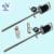 HS high viscosity food grade stainless steel electric screw drum pump for honey, cream, tomato paste, etc