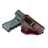 Pistol Gun Holster Leather for Glock 17 19 26 45 Sig Sauer P226 10 Year Factory