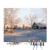 Winter Scene High Quality Kids Oil Painting Canvas Set Diy Paint