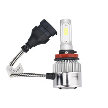 S2 <strong>Car</strong> LED Headlight 36w 7200LM H1 H3 H7 H9 <strong>H10</strong> H11 9005 9006 For Hot Sale Product Auto LED light