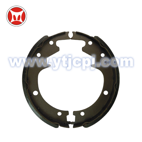 High-quality supplier supply durable three wheel parts brake shoe for motorcycle and tricycle 220