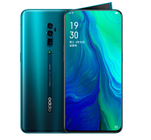 New Opp o Reno 10x zoom <strong>Mobile</strong> <strong>Phone</strong> 48.0MP Slide Camera NFC Fingerprint Snapdragon 855 6.6&quot; IPS 6/8G RAM 256G ROM <strong>Phone</strong>