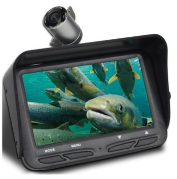30M Cable Line Ice Fishing Recording Photo and Video Visual Fish Finder Underwater Fishing Camera