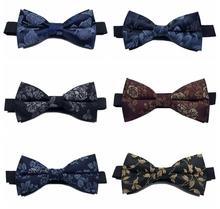 Wedding Polyester Bowtie Fashionable Bow Tie Business Mens Bowties