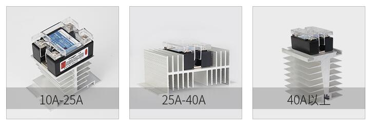smart home power accessories 40A SSR,Input 3-32VDC Output 24-480VAC Single Phase Solid State Relay SSR MGR-1 D4840 40A