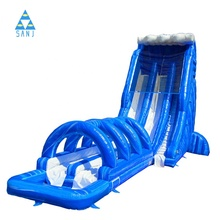 <strong>12</strong> Meter Spidertower Slip N Slide Inflatable Water Slides With Mattress For Sale Australia