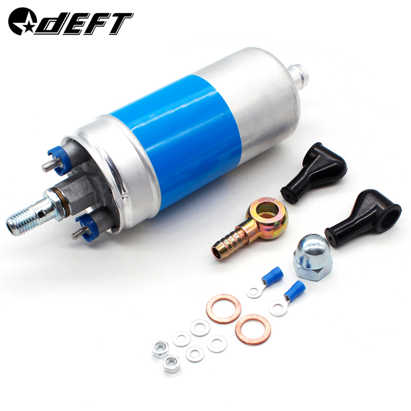 DEFT High performance Quality Fuel Pump 0580 254 910 for Audi Benz Mercedes Ford <strong>W123</strong> W124 W126 0580254952 0580254956