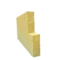 ASTM standard rock wool insulation board acoustic wall panel