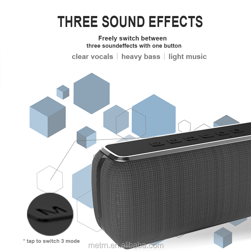 2020 portable 60w woofer speakers bass home theater