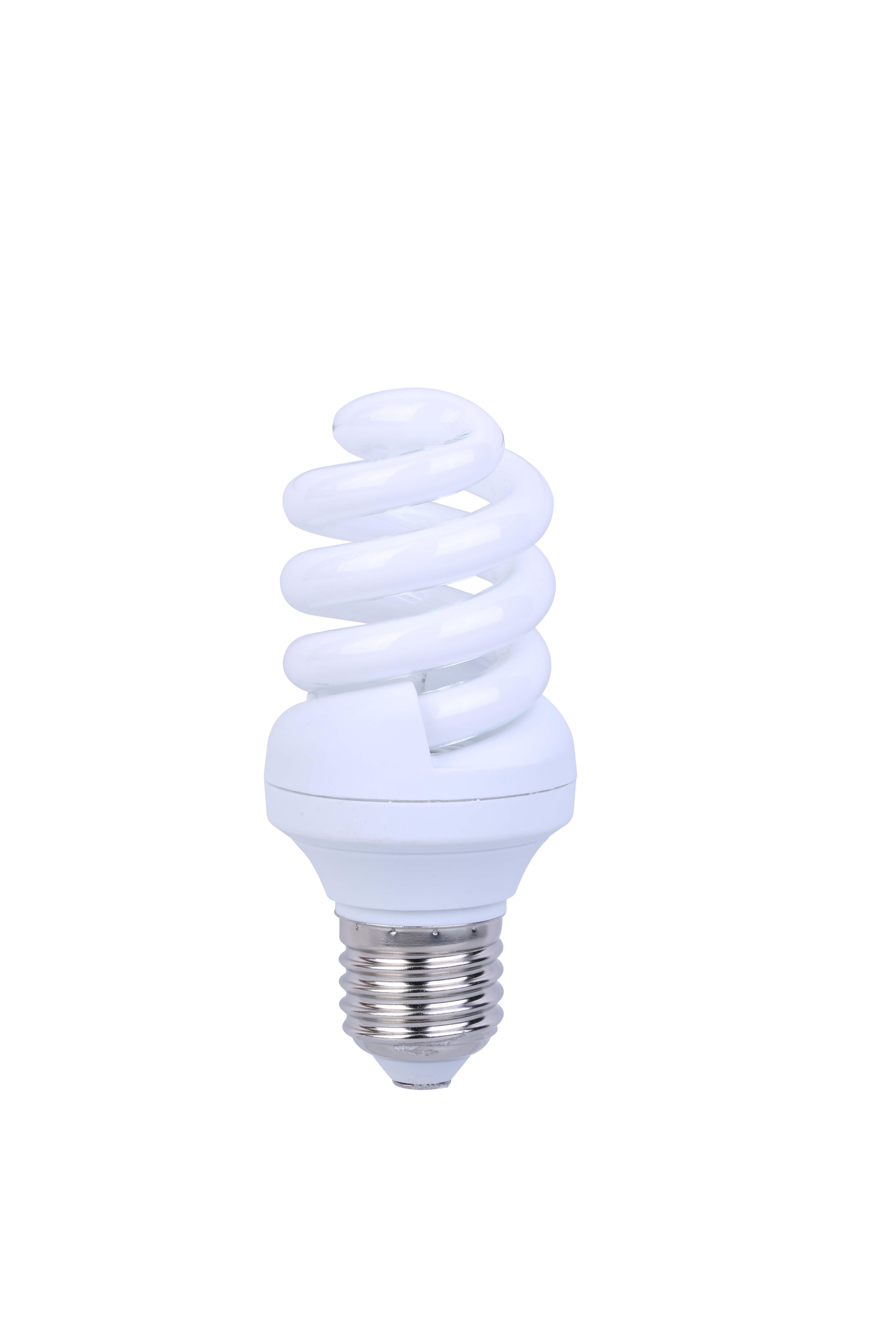New modern 6000 - 8000 hours mini spiral t2 CFL light bulb