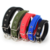 Eco-friendly recycle new fashion design dog pet accessories in adjustable dog collars & dog leashes pet supply