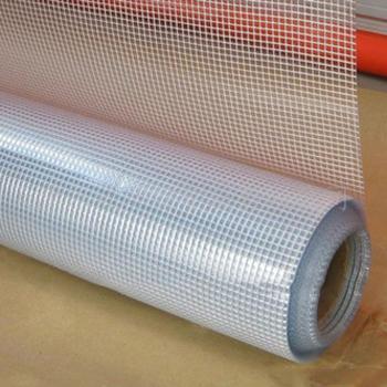 PVC tarpaulin Transparent tarpaulin