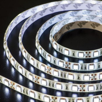 60leds/m SMD2835 LED Strip 6w/m IP65 Waterproof 12v RGBW LED Strip Light With Good Factor Price