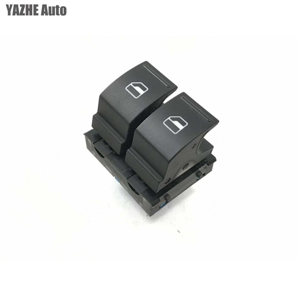1Q0959858A OEM Master <strong>P</strong>/N Left Power Driver Window Switch for 07 <strong>08</strong> 09 10 11 VW Eos