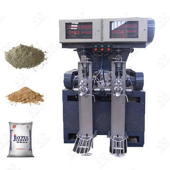 Automatic 50 KG Cement Bag Packing Machine/Cement Bags Filling and Packaging Machine