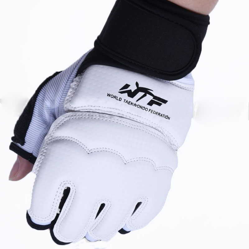 taekwondo gloves WTF World Taekwondo Federation Hand Protector Martial Arts Glov