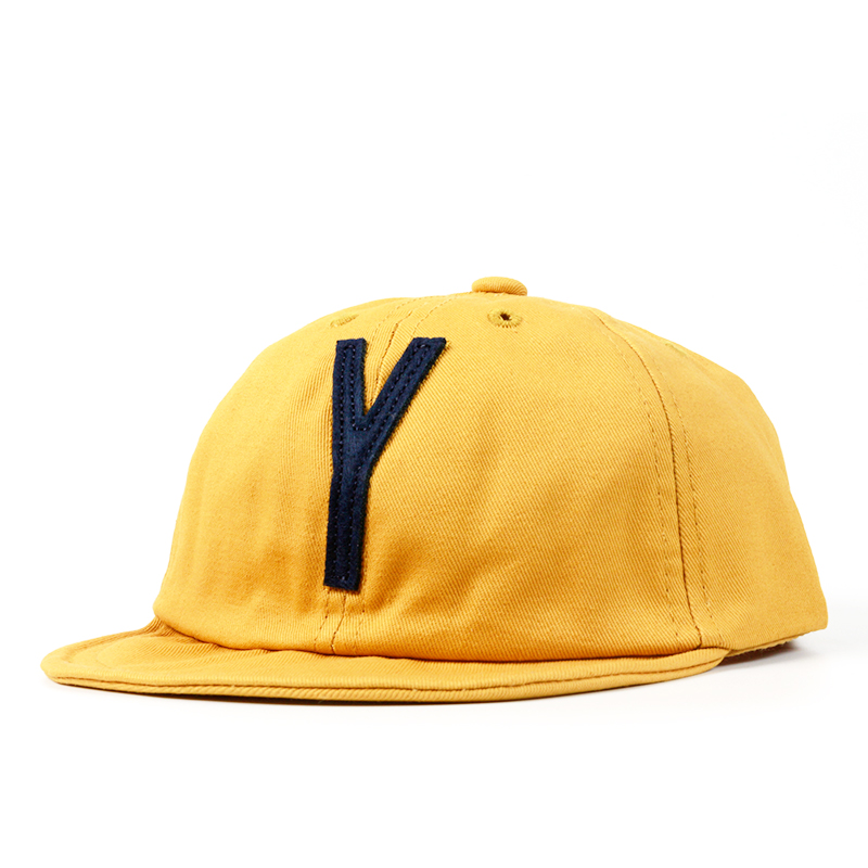 Wholesale high quality hat 100% cotton hat with &quot;<strong>Y</strong>&quot; embroidered cheap hats for children