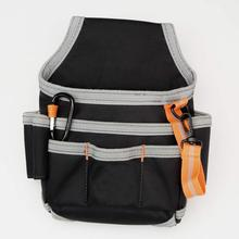 Technician/Maintenance/Electrician Small Tool Pouch with Multiple Pockets/Adjustable Belt