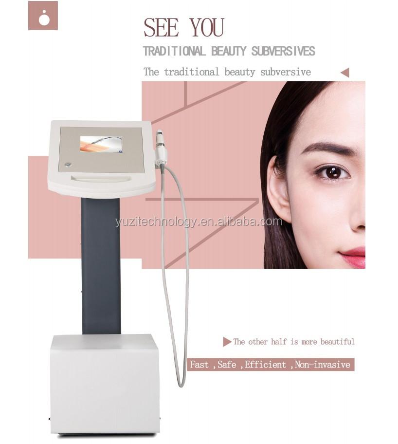 Best Skin Moisturizer 안료 제거 비침범성 바늘 Mesotherapy Electroporation 기계