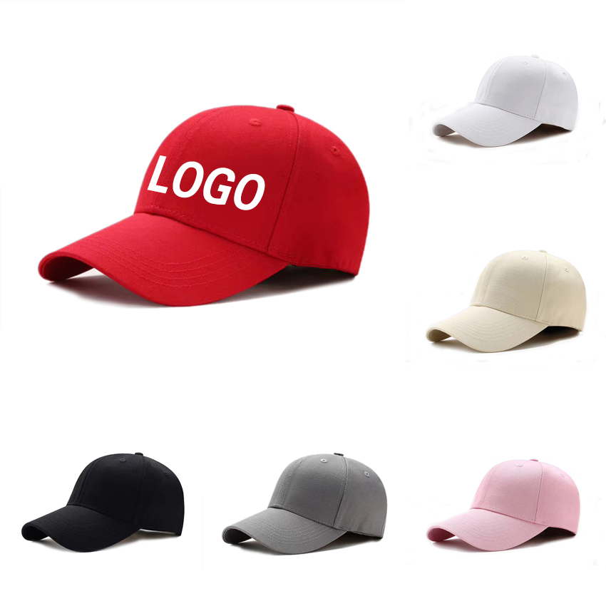 Wholesale OEM Custom Design Logo 6 Panel Blank Hats Sports Casual Cotton Twill Golf Baseball <strong>Cap</strong>