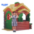 Plastic Kids Play House Indoor Or Outdoor Playhouse