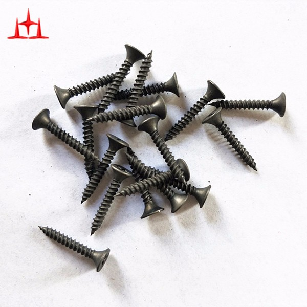 Coarse Thread <strong>Drywall</strong> <strong>Screw</strong> with black 3.5mm X 50mm