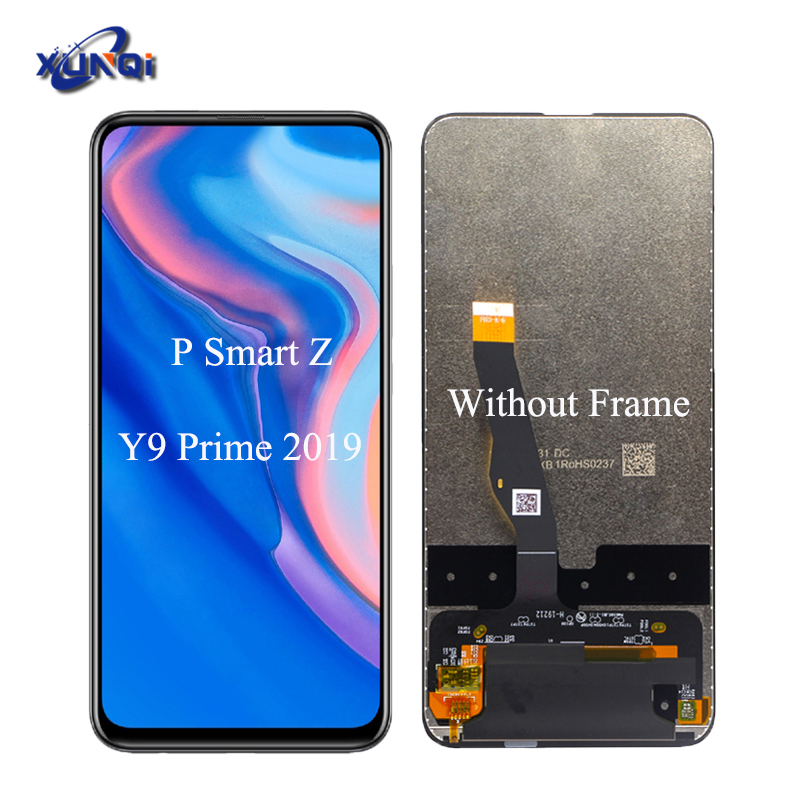 Original Lcd For Huawei P Smart <strong>Z</strong> LCD Display Touch Screen Digitizer Assembly For Huawei P Smart <strong>Z</strong>/Y9 Prime 2019 Lcd Screen